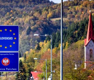 Словаччина відкриє частину пунктів перетину на польському кордоні