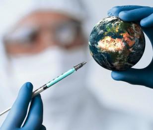 У світі повністю вакциновано 14,5 % населення