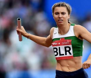 Білоруська спортсменка під опікою польської дипломатичної служби
