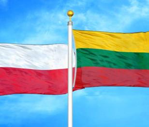 Польща висловила Литві безумовну підтримку в питанні міграційної кризи