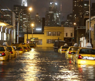 Катастрофічна повінь у Нью-Йорку