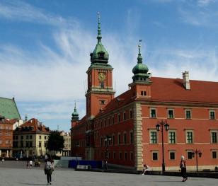 У Варшаві відсвяткували ювілей відбудови Королівського замку
