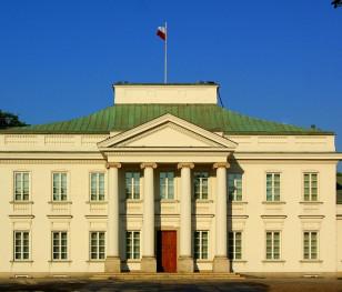 У суботу для туристів відкриють резиденцію польського президента