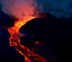 На Канарських островах вибухнув вулкан