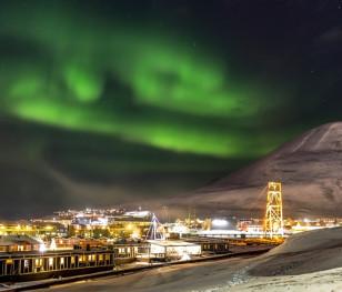 Норвегія закриє свою останню вугільну шахту в Арктиці