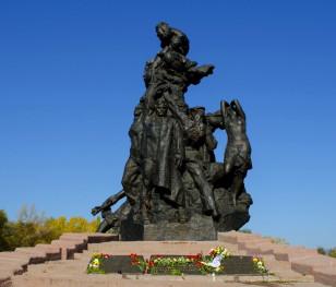 Делегація з Польщі взяла участь у відзначенні річниці трагедії в Бабиному Яру
