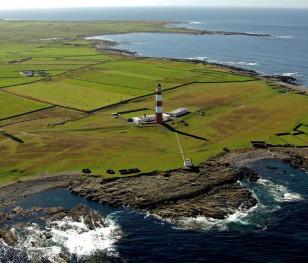 Дрони почали доставляти пошту на віддалений шотландський острів