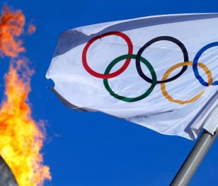 W Olimpii zapłonął olimpijski ogień