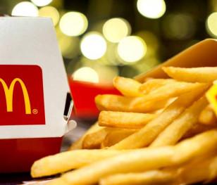 Oto najdroższy McDonald's na świecie.